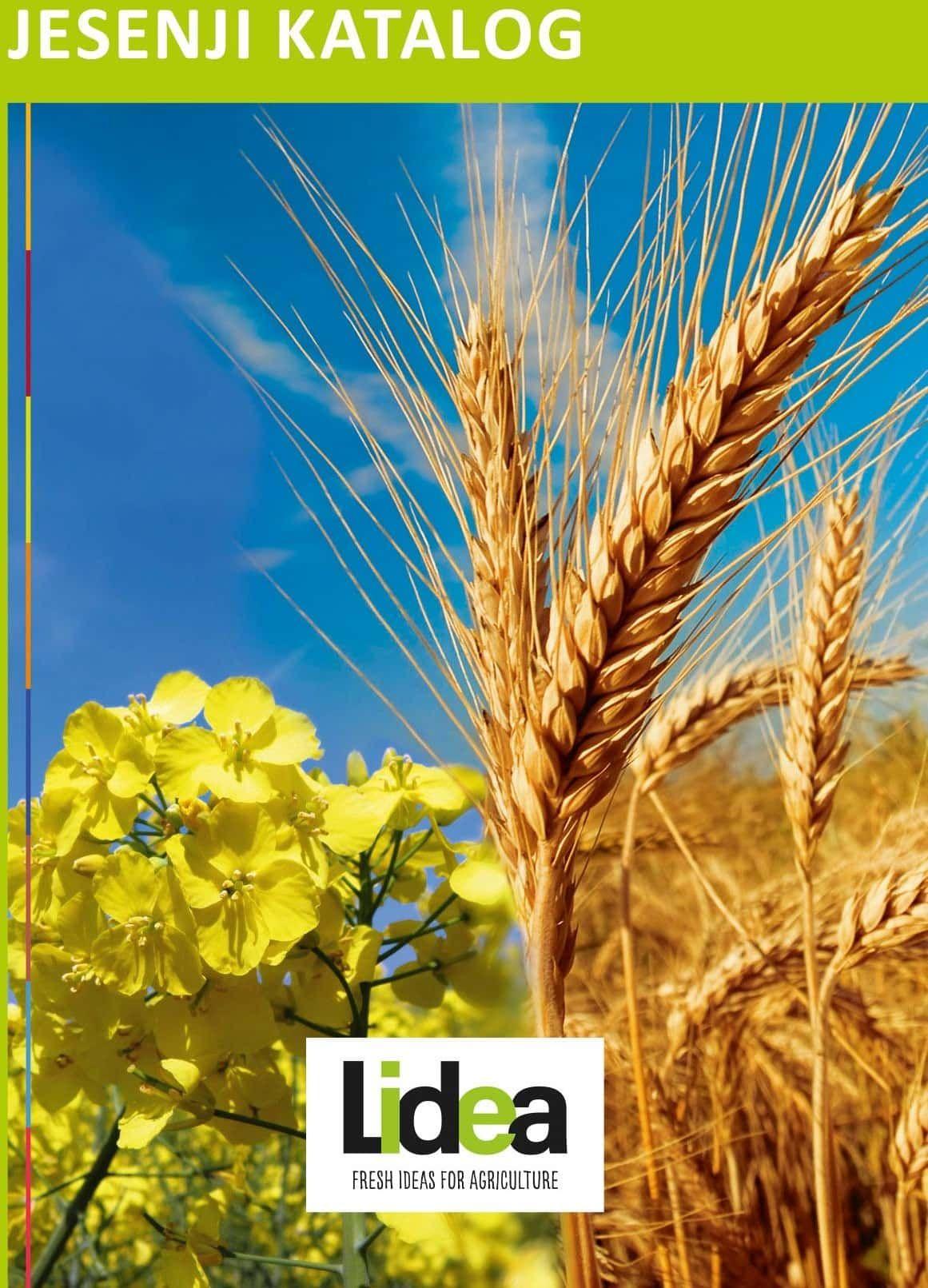 Katalog pšenice i uljane repice